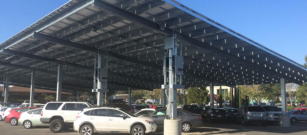 parking canopy ma