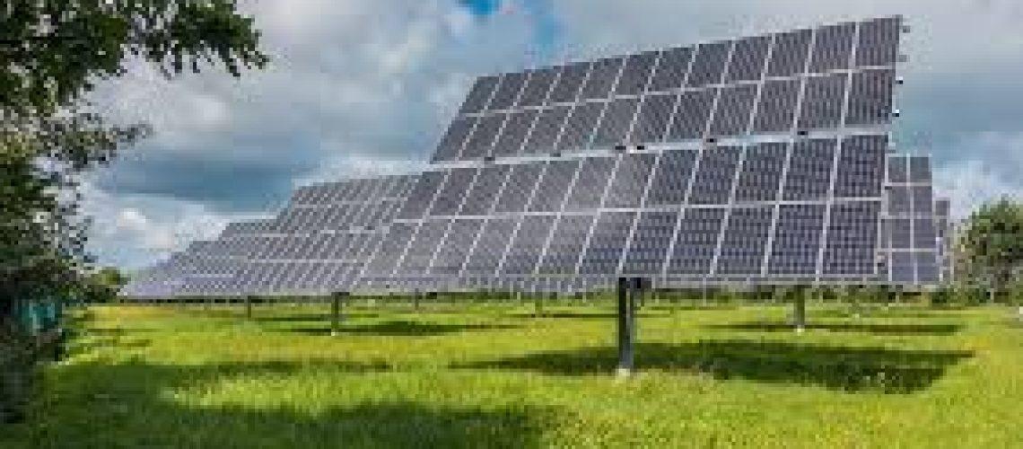 Solar Panel Farm Investment